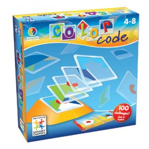 smart games colour code game
